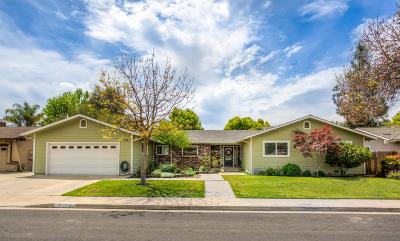 Clovis Single Family Home For Sale: 2176 Mitchell Avenue