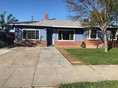 Madera Single Family Home For Sale: 216 S O Street
