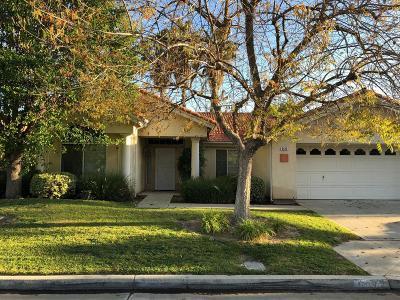 Fresno Single Family Home For Sale: 5572 W Magill Avenue