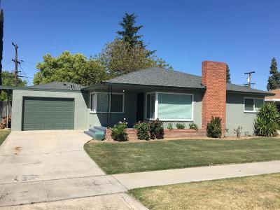 Fresno Single Family Home For Sale: 3125 N Spalding Avenue