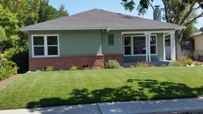 Single Family Home For Sale: 1436 N Adoline Avenue