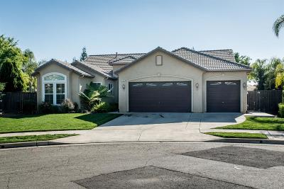 Clovis Single Family Home For Sale: 3126 San Gabriel Avenue