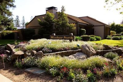 Fresno Condo/Townhouse For Sale: 4835 N Hulbert Avenue