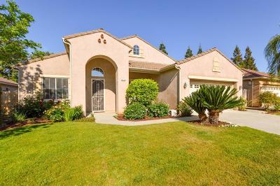 Fresno Single Family Home For Sale: 9347 N Dearing Avenue