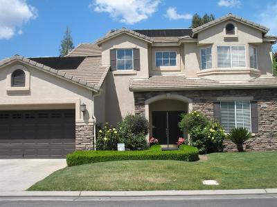 Fresno Single Family Home For Sale: 2652 E Tarragon Way