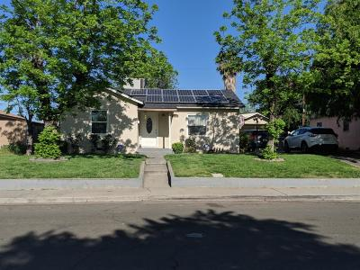 Fresno Single Family Home For Sale: 1932 Norris Drive E