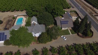 Dinuba Single Family Home For Sale: 9288 Avenue 408