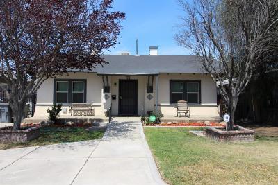 Fresno Single Family Home For Sale: 237 E Alhambra Avenue