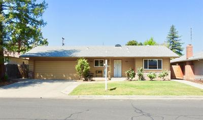 Clovis Single Family Home For Sale: 128 Russell Avenue