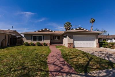 Fresno Single Family Home For Sale: 1514 E Fremont Avenue