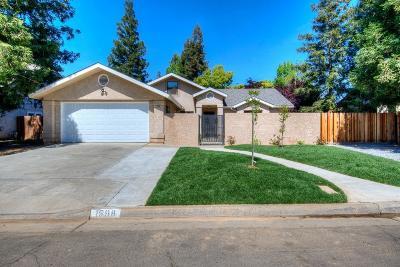 Fresno Single Family Home For Sale: 1598 E Shea Drive