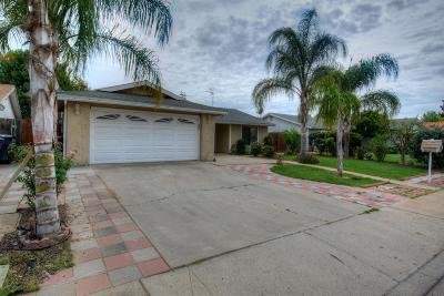 Sanger Single Family Home For Sale: 2447 Vine Street