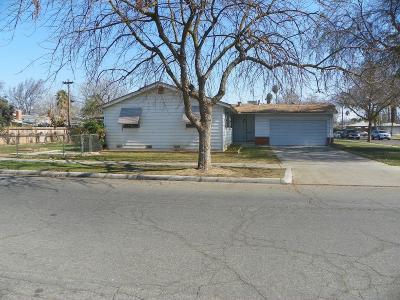 Fresno Single Family Home For Sale: 4627 E Hamilton Avenue