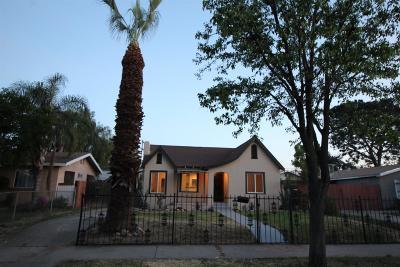 Fresno Single Family Home For Sale: 3928 E Liberty Avenue