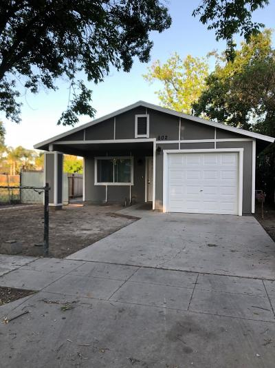 Fresno Single Family Home For Sale: 602 N Fisher Street