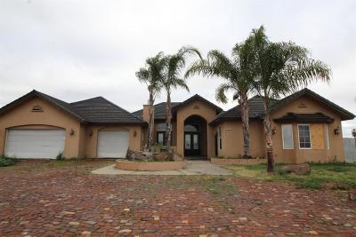 Fresno Single Family Home For Sale: 755 S Marks Avenue