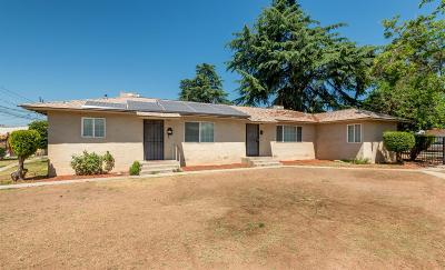 Fresno CA Multi Family Home For Sale: $195,000