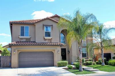 Fresno Single Family Home For Sale: 11356 N Via Milano Way