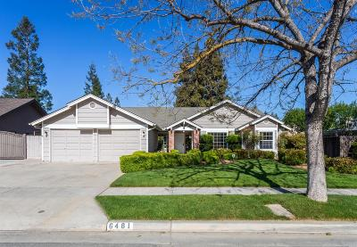 Single Family Home SOLD 6/4/2018  $375,000: 6481 N Harrison Avenue