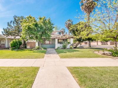 Fresno Single Family Home For Sale: 3904 E Kerckhoff Avenue