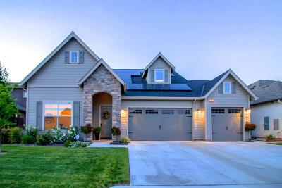 Fresno Single Family Home For Sale: 6850 W Alluvial Avenue