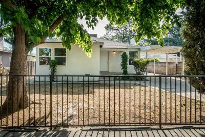 Fresno Single Family Home For Sale: 1310 N Thorne Avenue