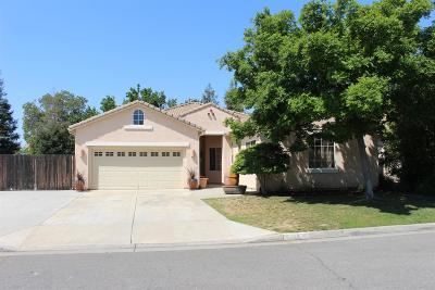 Fresno Single Family Home For Sale: 9359 N Jade Avenue