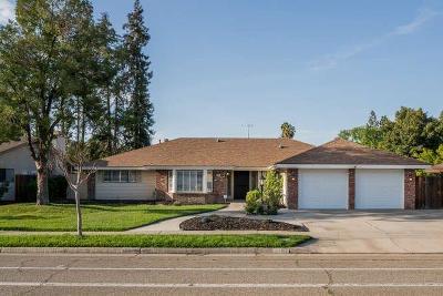 Fresno Single Family Home For Sale: 3334 W Sierra Avenue
