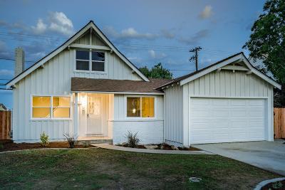 Fresno Single Family Home For Sale: 4883 N Effie Street