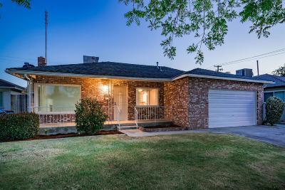 Fresno Single Family Home For Sale: 3635 E Redlands Avenue
