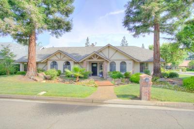 Fresno Single Family Home For Sale: 1672 E Portland Avenue