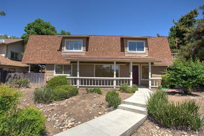 Dinuba Single Family Home For Sale: 1495 E Bolinger Way