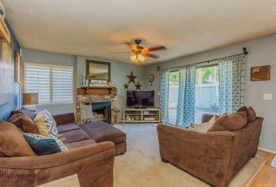 Fresno CA Condo/Townhouse For Sale: $160,000