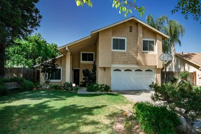 Fresno CA Single Family Home For Sale: $264,950
