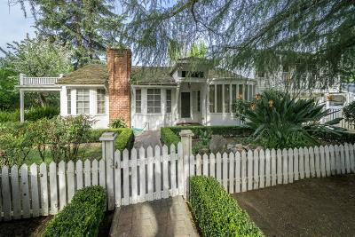 Fresno Single Family Home For Sale: 3505 N Wishon Avenue