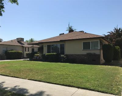 Fresno Single Family Home For Sale: 2408 E Harvard Avenue