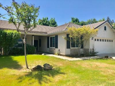 Clovis Single Family Home For Sale: 2554 Keats Avenue