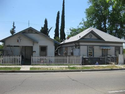 Selma CA Commercial For Sale: $245,000