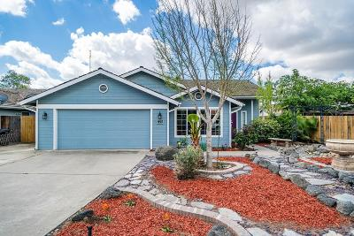 Hanford Single Family Home For Sale: 957 Burlwood Avenue