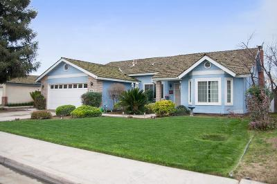 Porterville Single Family Home For Sale: 739 Balmayne Drive