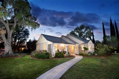 Fresno CA Single Family Home For Sale: $348,000