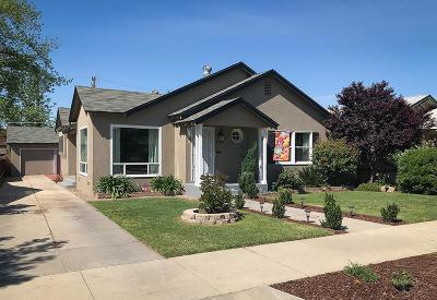 Reedley Single Family Home For Sale: 1221 F Street
