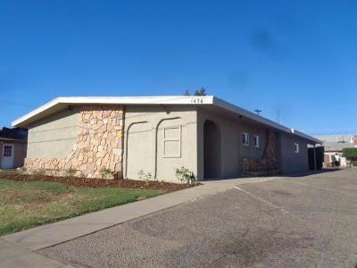 Sanger Multi Family Home For Sale: 1436 P Street