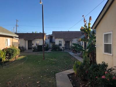 Fresno Multi Family Home For Sale: 3950 E Mono Street