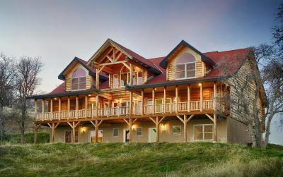 Sanger Single Family Home For Sale: 27876 Pine Flat Road