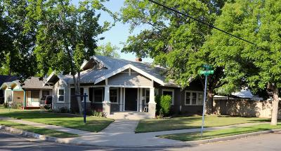 Single Family Home For Sale: 1302 N Safford Avenue