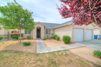 Madera Single Family Home For Sale: 1634 Lacreta Avenue