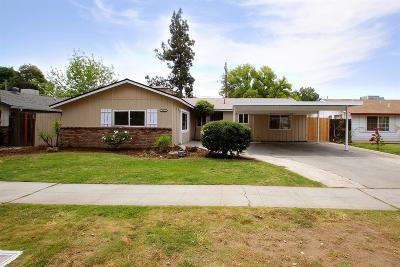Single Family Home For Sale: 4012 E Ashlan Avenue