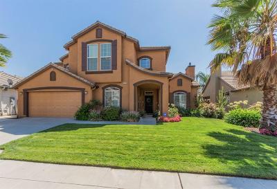 Fresno Single Family Home For Sale: 10704 N Bunkerhill Drive