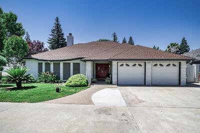 Fresno Single Family Home For Sale: 445 E Audubon Drive